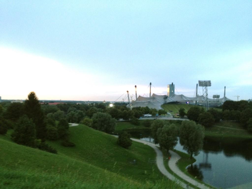 Olympia Park / Parque Olímpico