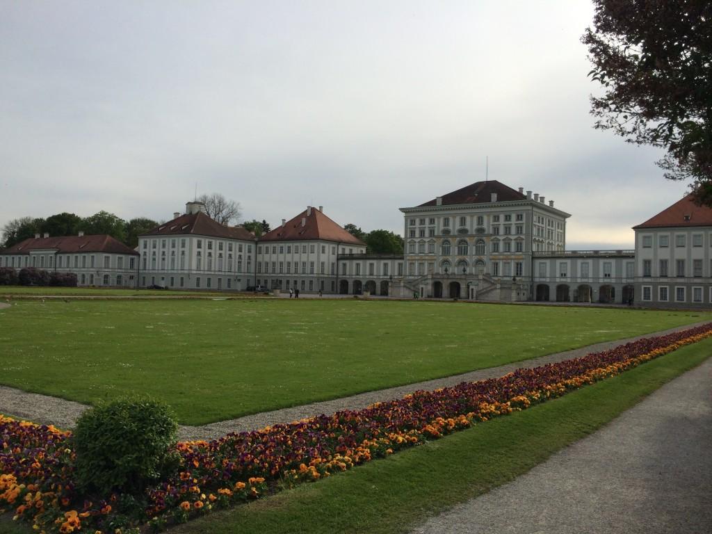 Jardim do Castelo de Nymphenburg
