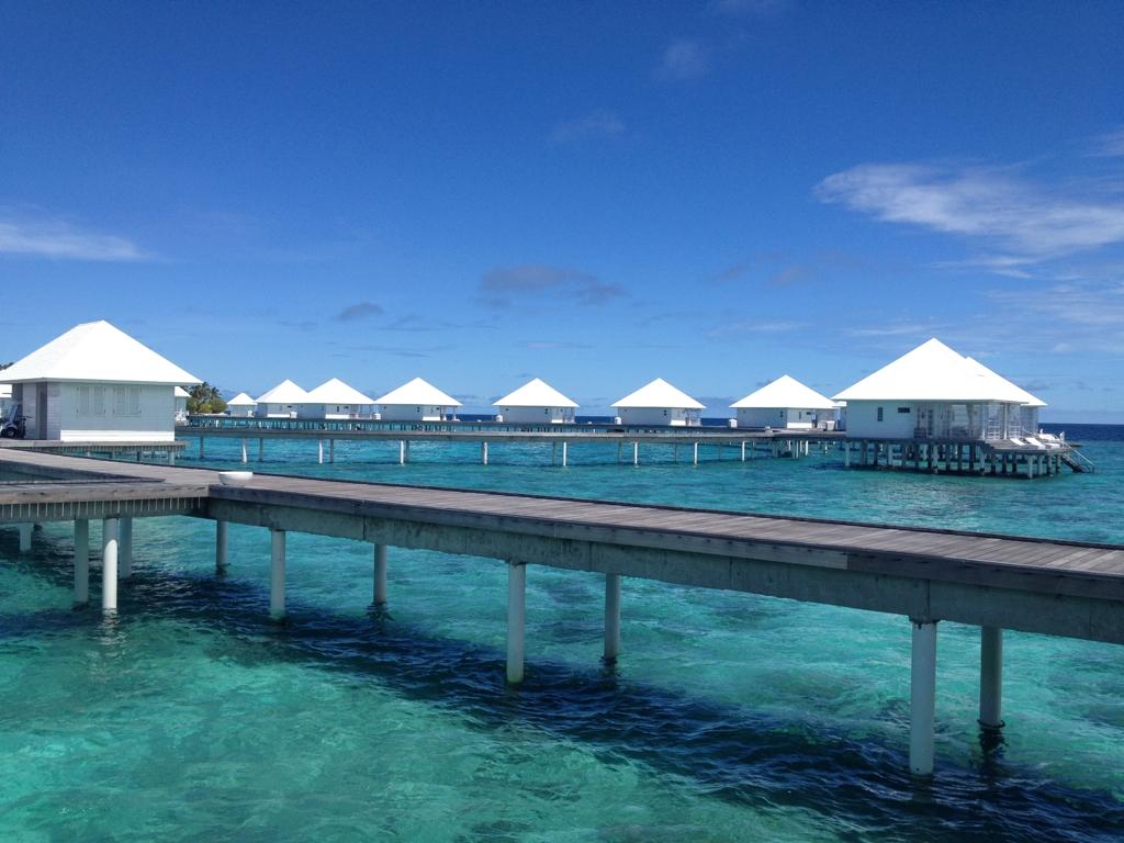 Hotel Diamonds Thudufushi, Ilhas Maldivas