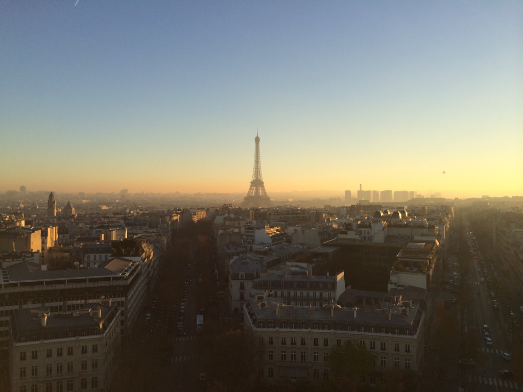 Por que Paris é sempre uma boa idéia?