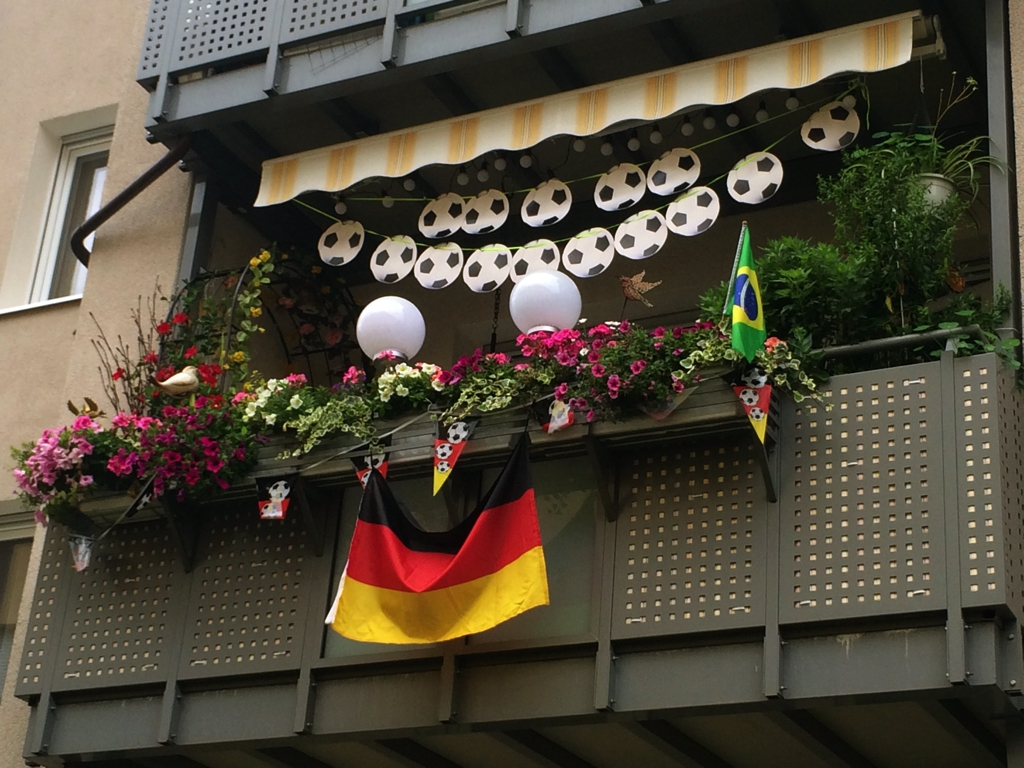 A Copa do Mundo longe do Brasil