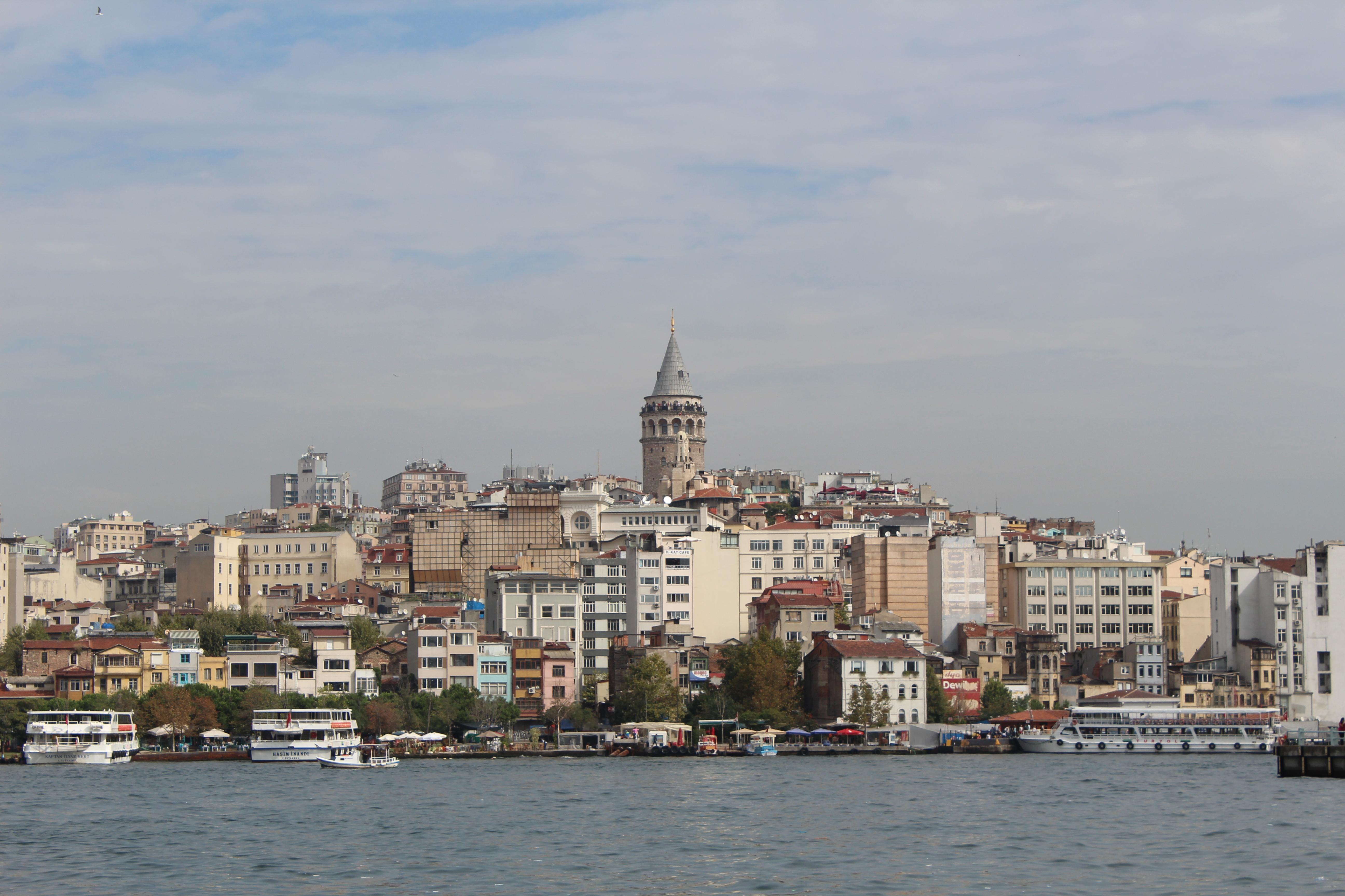 Até breve Istambul…