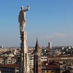 Impressões de Milão
