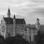 O castelo conto de fadas: Neuschwanstein