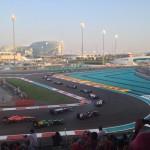 Grande Prêmio de Fórmula 1 em Abu Dhabi