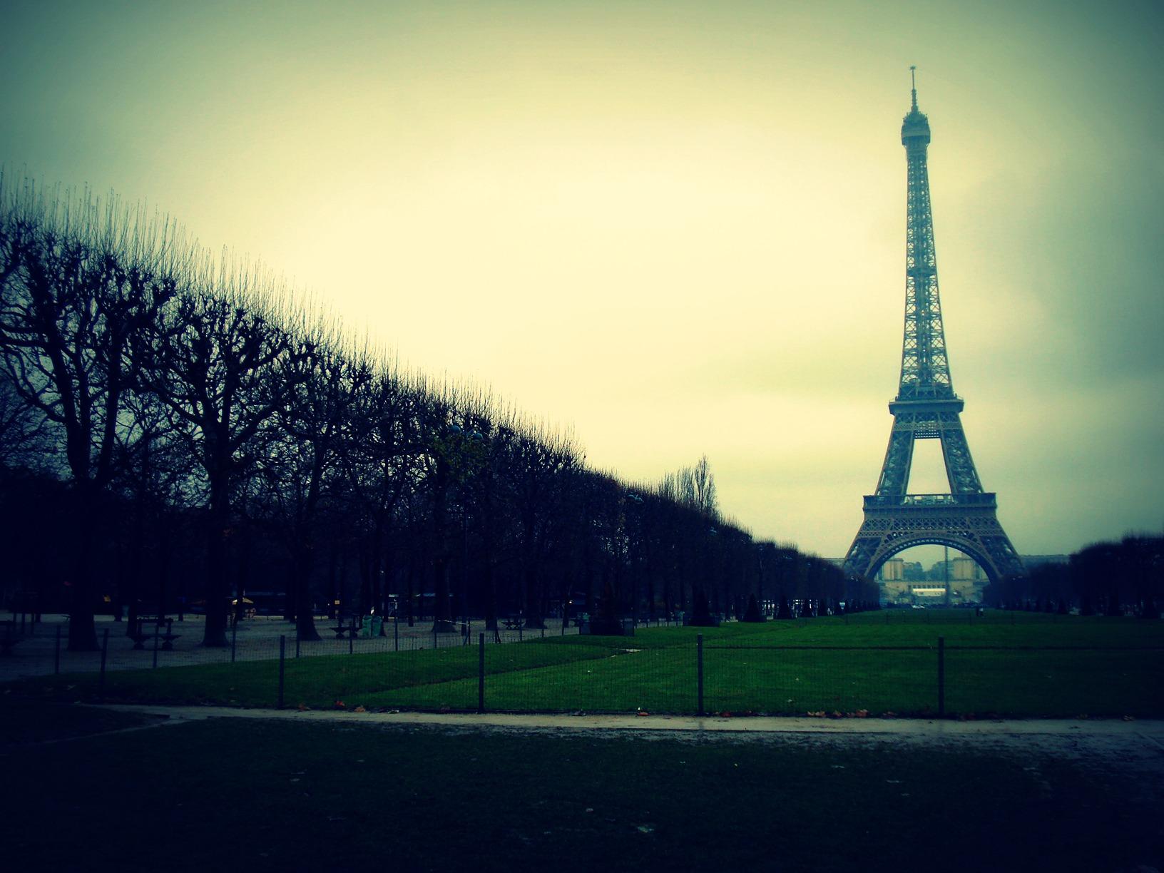 Imperfeições de Paris