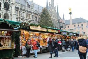 Mercados de Natal em Munique, por Packing my Suitcase