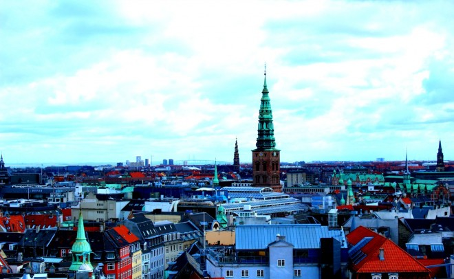 Vistas de Copenhague, por Packing my Suitcase.