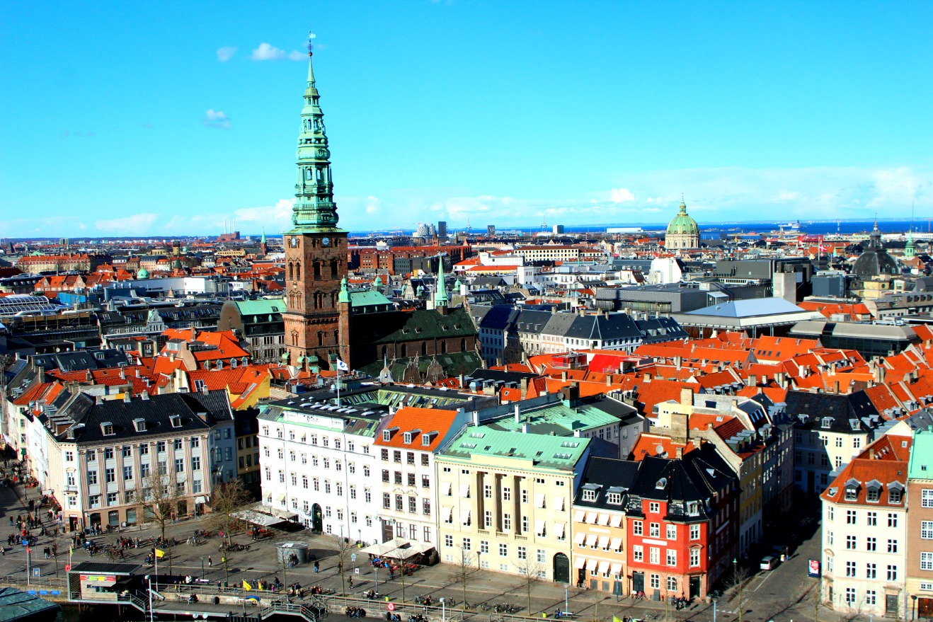 Vistas de Copenhague