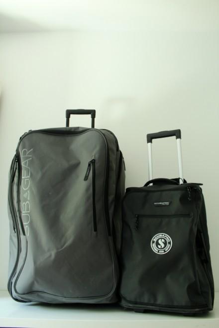 O que levar para uma viagem de mergulho, por Packing my Suitcase.
