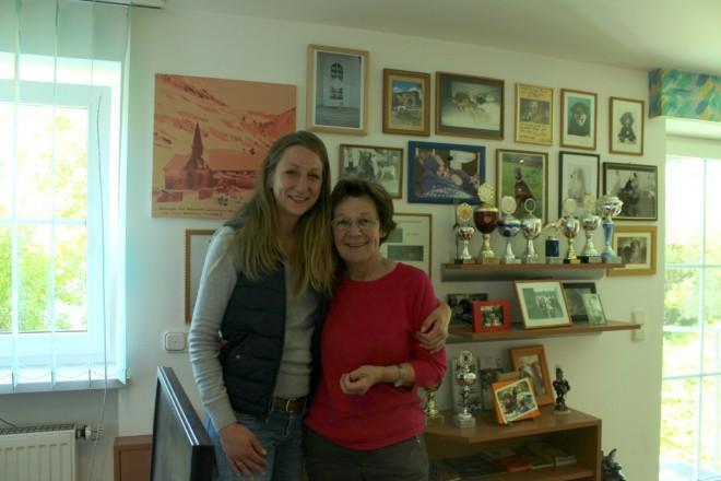 Frau Maier e sua filha