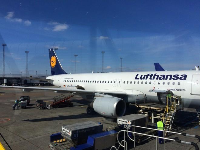 Aeroporto Internacional de Munique, Alemanha