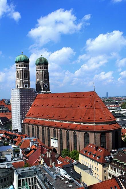 Coisas grátis para fazer em Munique, por Packing my Suitcase.