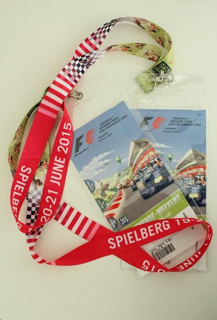 Grande Prêmio de Fórmula 1 na Áustria 2015, por Packing my Suitcase