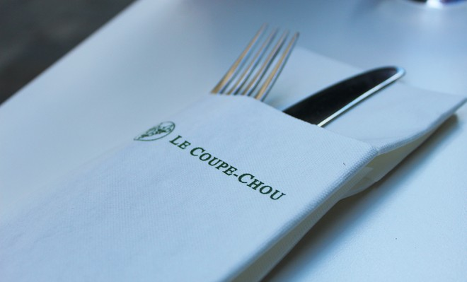Restaurante Le Coupe-Chou, Paris. Por Packing my Suitcase.