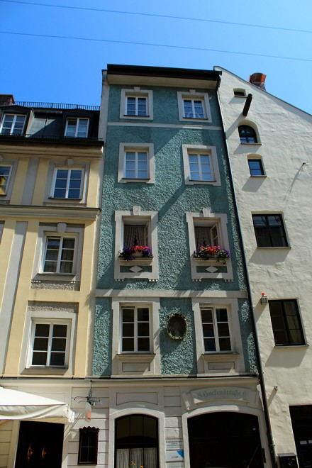 Prédio no bairro Altstadt