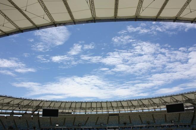 Maracanã, Rio de Janeiro. Fonte.