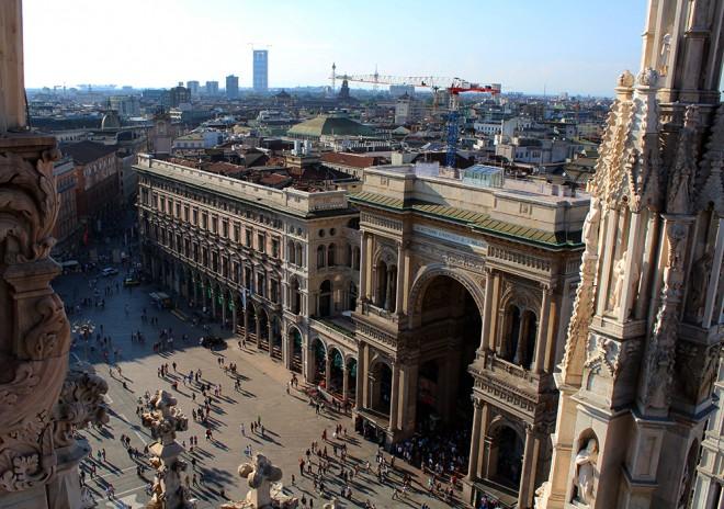 Viagem Fracasso: Milão. Por Packing my Suitcase.