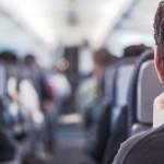 Você consegue dormir no avião?