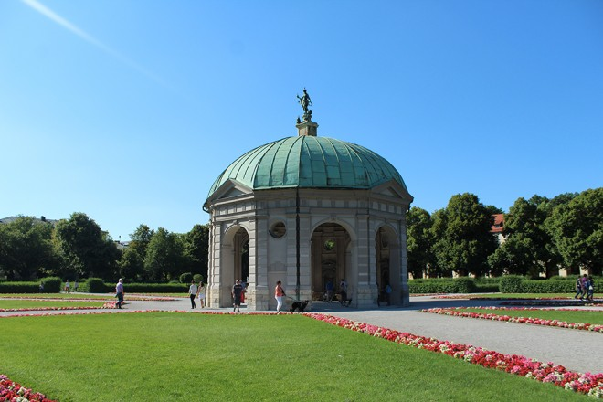 Hofgarten, Munique