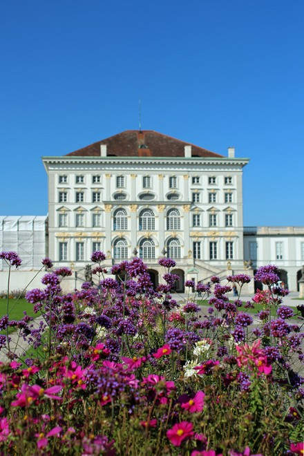 Palácio Nymphenburg, Munique