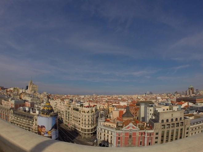 Madrid de cima