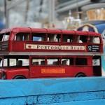 Meus achados em Londres