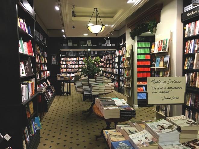 Livraria em Londres, Hatchard's