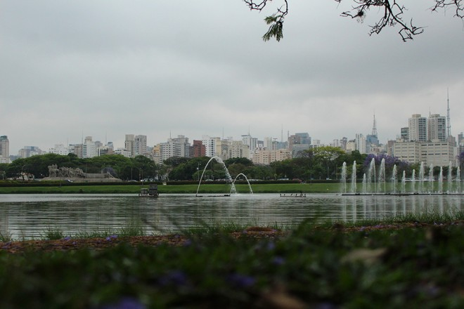 Parque Ibirapuera, São Paulo