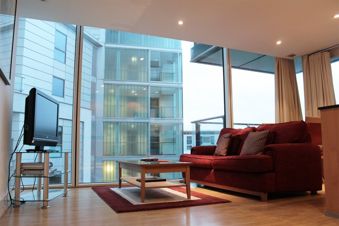Marlin Apartments, Londres