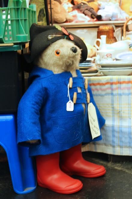 Um urso Paddington à venda