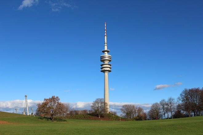 Torre Olímpica de Munique