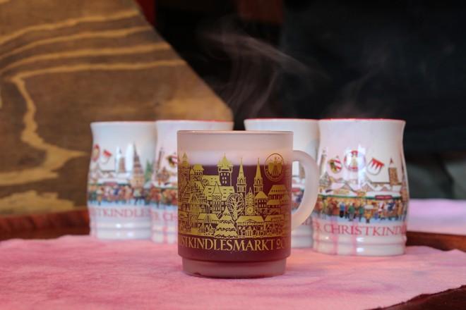 Mercado de Natal em Nuremberg