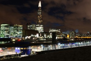 Londres à noite