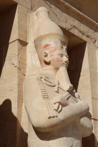 Templo da Rainha Ratshepsut, Luxor
