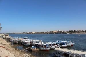 Rio Nilo, Egito