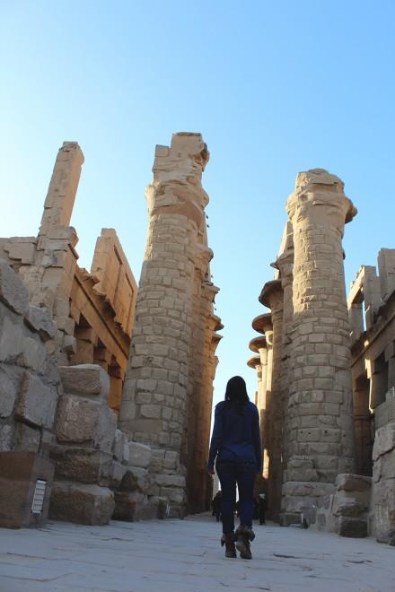 Templo Karnak, Egito