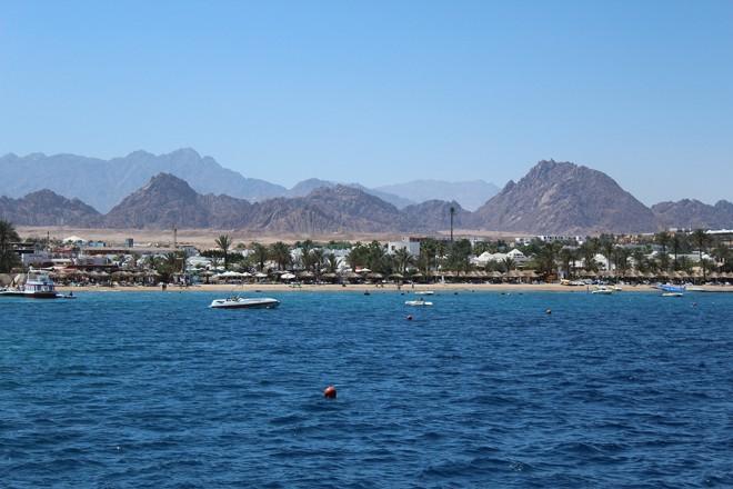 Sharm-El-Sheikh, Península Sinai