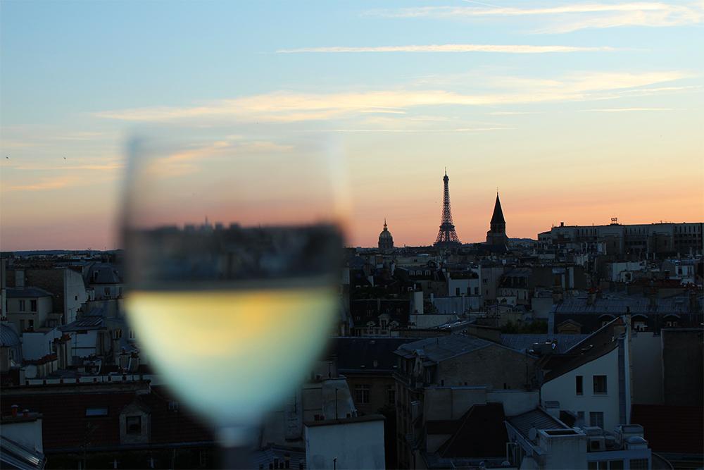 Coisas românticas para fazer em Paris