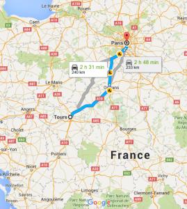 Roteiros românticos de carro pela Europa