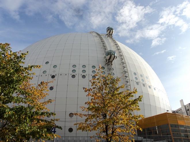 Globen, Estocolmo