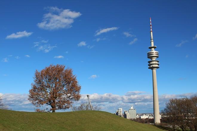 Parque Olímpico, Munique
