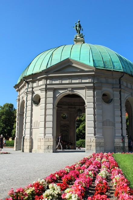 Hofgarten, Munique
