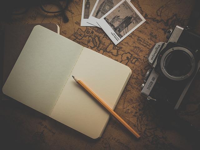 Como você planeja suas viagens?