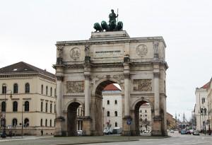 Siegestor, Munique