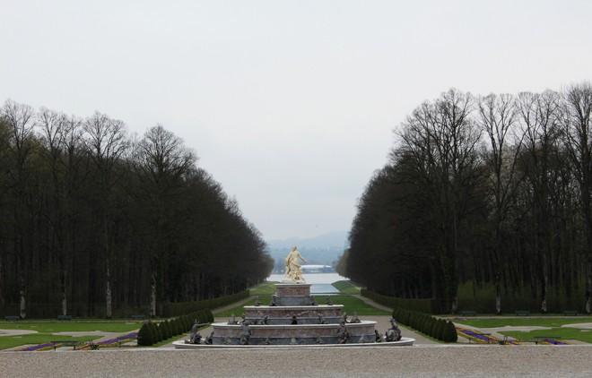 Castelo Herrenchiemsee, Alemanha