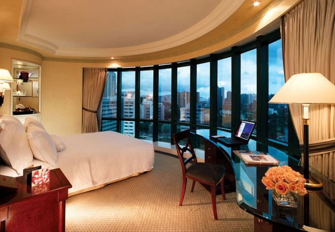 O que realmente importa em quartos de hotel