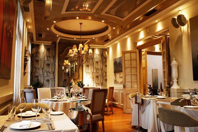 Restaurante Aleria, Atenas