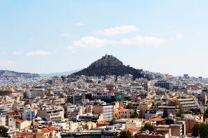 Monte Lycabettus, Atenas