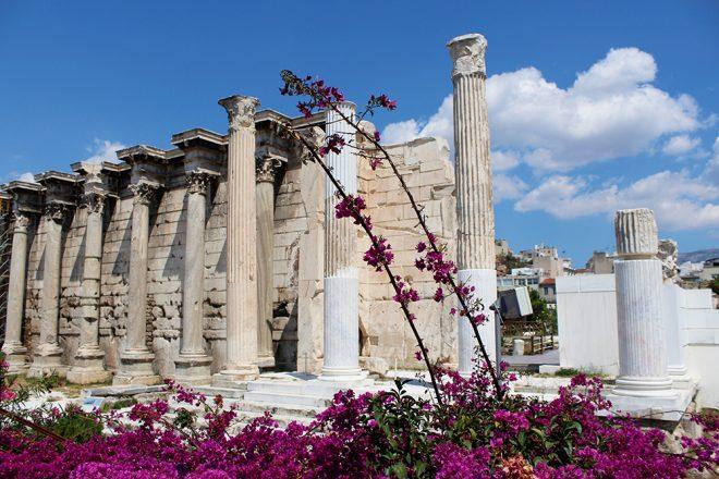 Sítio arqueológico Atenas